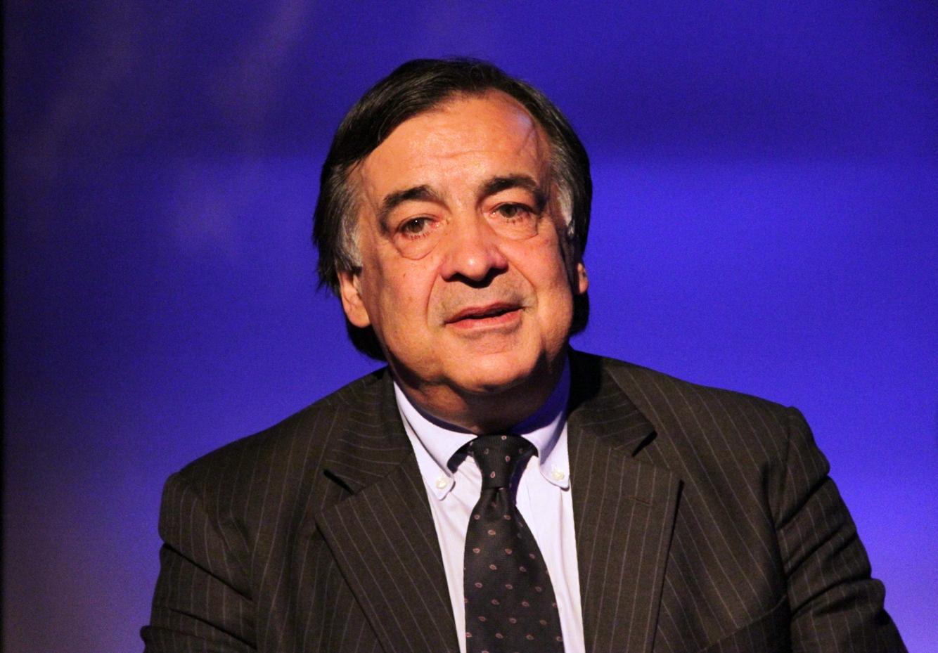 Leoluca Orlando è tra i sindaci più amati in Italia