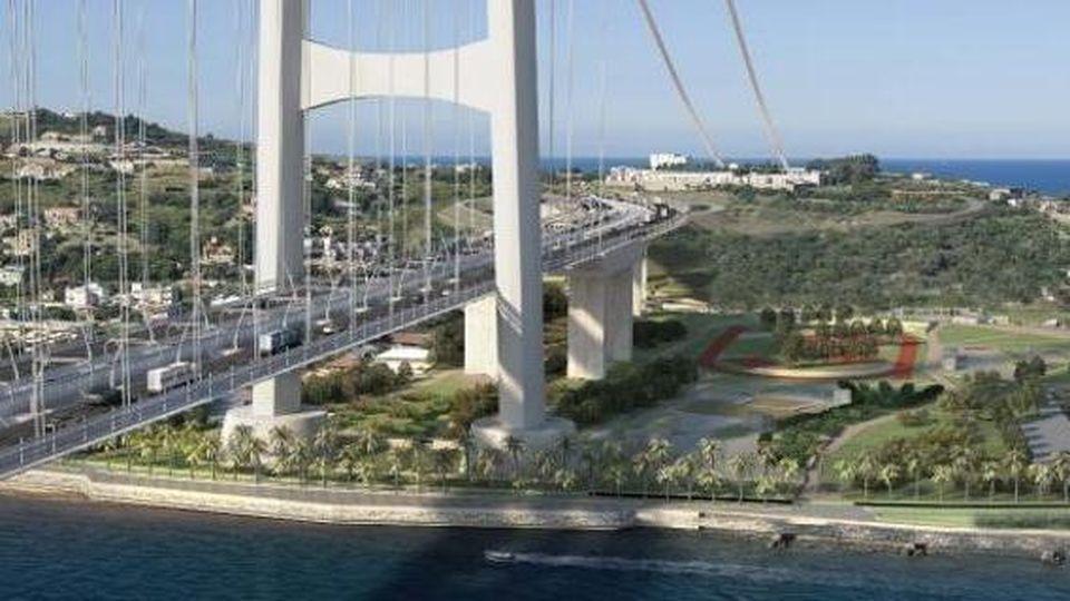 Sicilia Ponte sullo Stretto