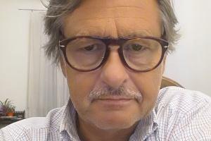 in foto il prof. Luca Sineo dell'Università di Palermo