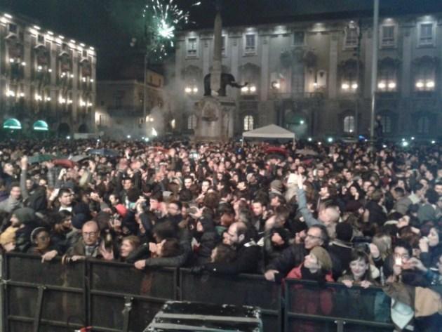 Foto concerto Capodanno conn  Goran bregovic
