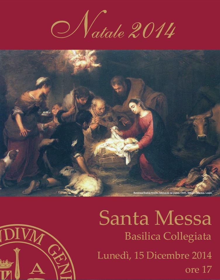 messa natalizia