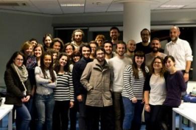 Team studenti e insegnanti #RomanzoQuirinale