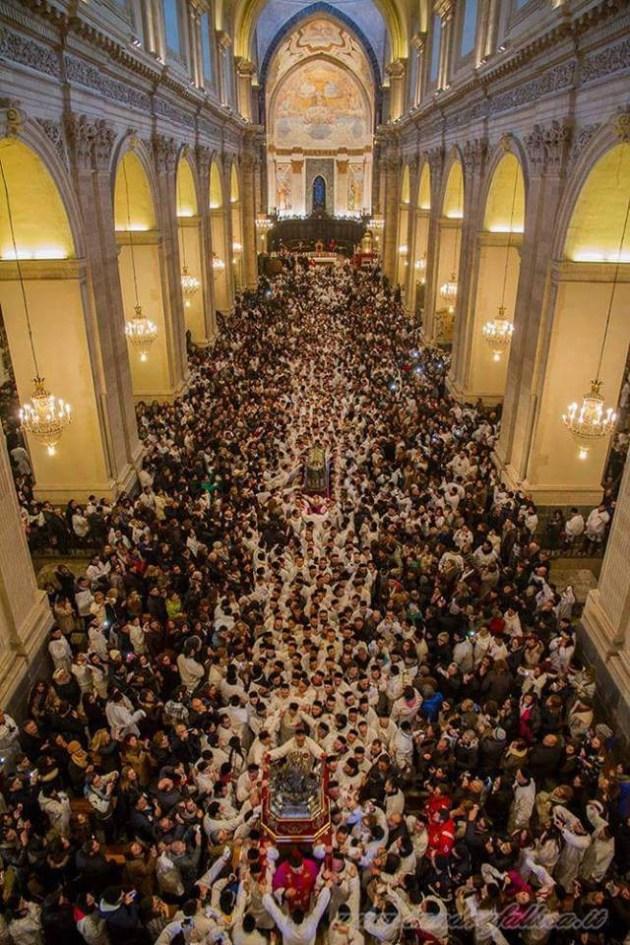 Chiesa messa dell'aurora