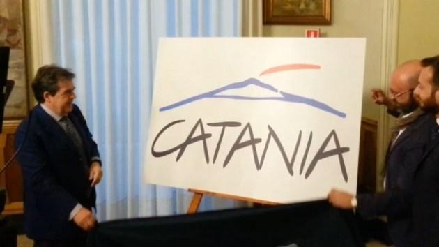 Presentazione ufficiale del nuovo logo di Catania