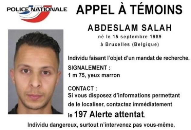 Terrorista Francia