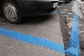 parcheggio sostare