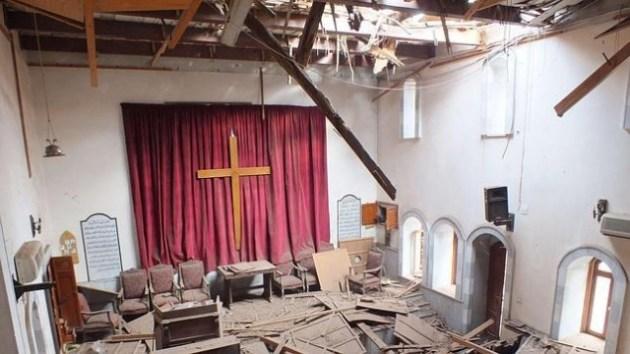 siria cristianos
