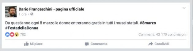 Facebook Franceschini