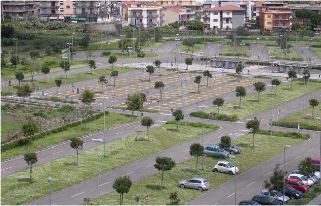 parcheggio scambiatore santa sofia 2