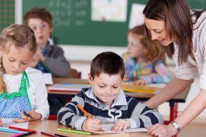 bambini maestra