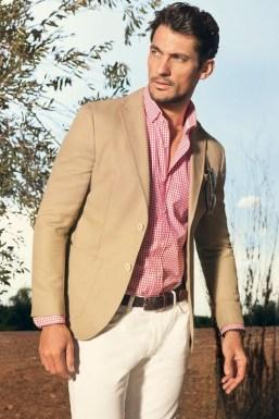 camicia-a-quadri-e-blazer-beige