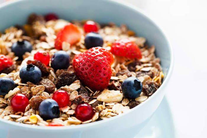 idee per la colazione per la perdita di peso