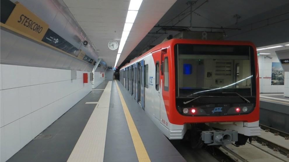 Metro Catania, investitori stranieri per collegare aeroporto$