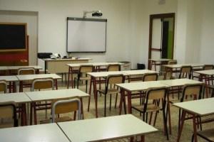 scuole chiuse in provincia di catania