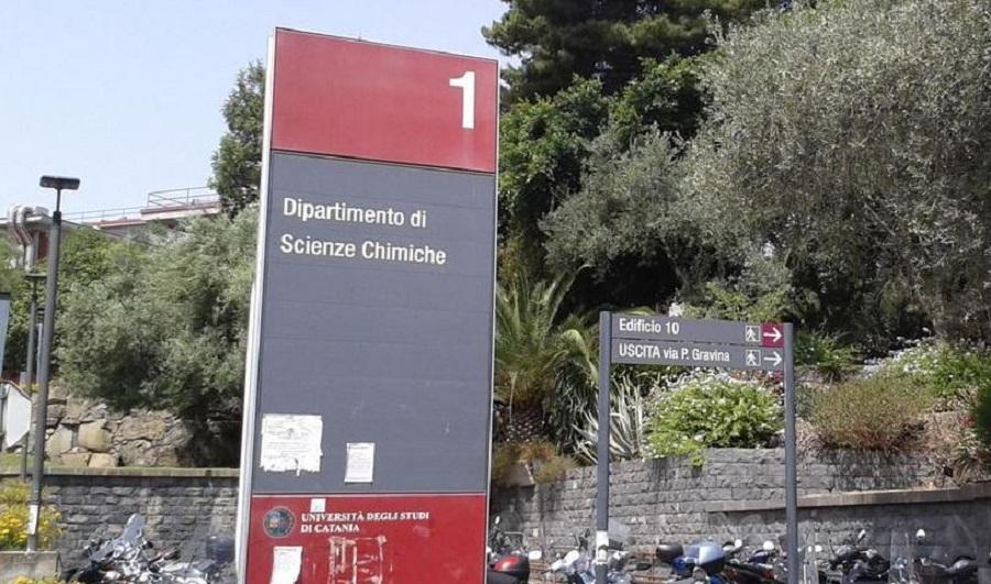 Scienze chimiche Unict