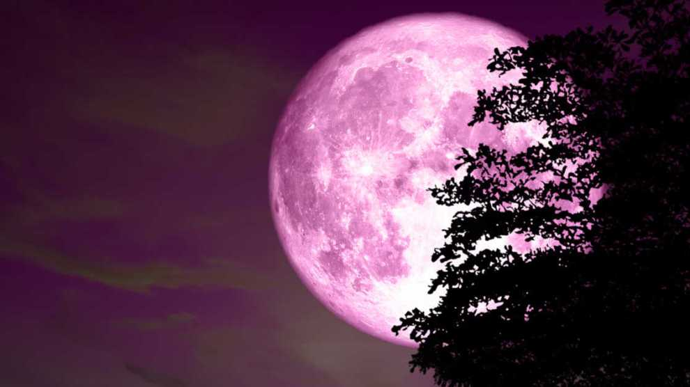 Calendario Lunare Aprile 2020.Luna Rosa Di Aprile Quando Vederla E Cosa Simboleggia