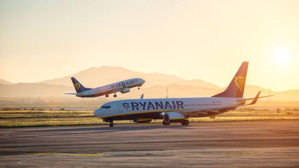 Ryanair offerte da catania