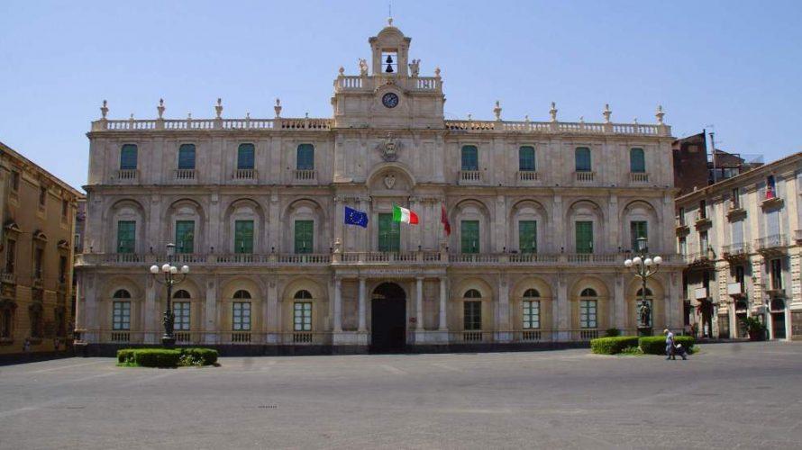 palazzo centrale a catania