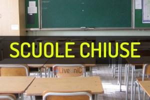 scuole chiuse catania