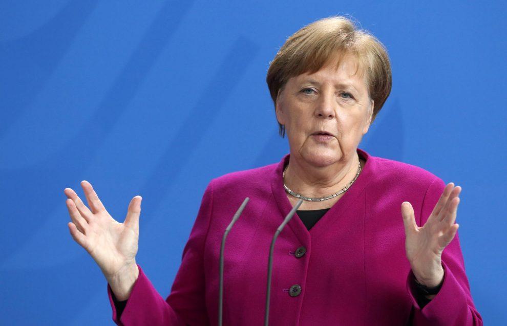 Angela Merkel Germania