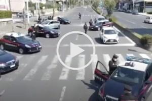 Video controlli Catania Pasquetta 2020