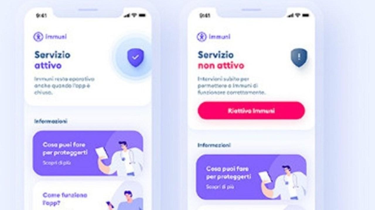 App Immuni Da Oggi Funziona In Tutta Italia Dove Scaricarla E Perche E Sicura Liveunict