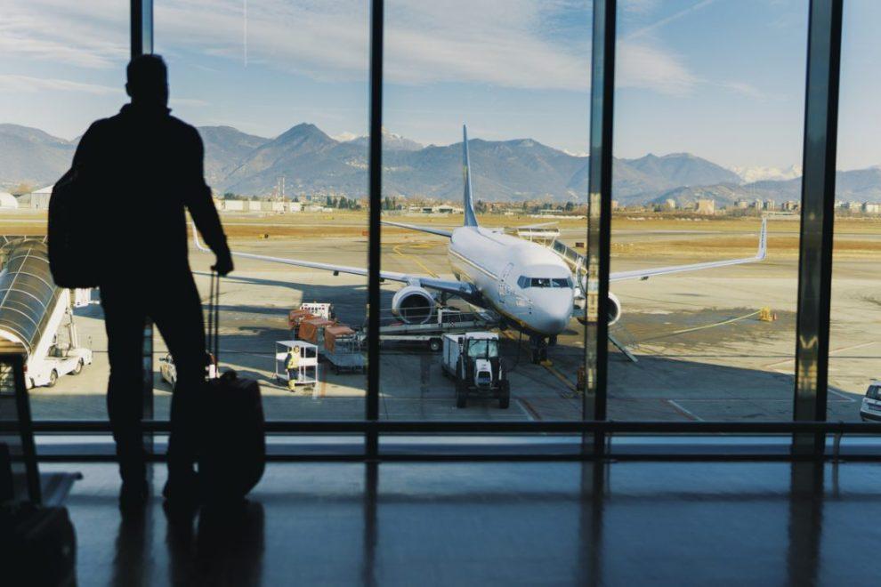 autocertificazione aereo in aeroporto