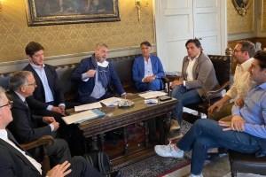 Riunione vendita Calcio Catania