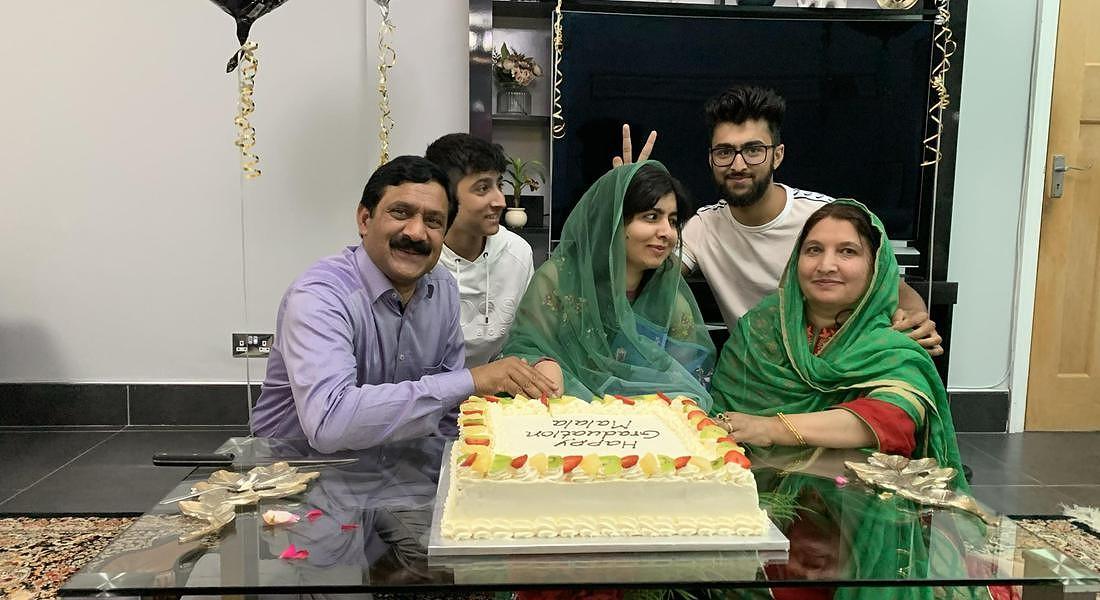 Gran Bretagna: Malala Yousafzai si laurea alla Oxford University