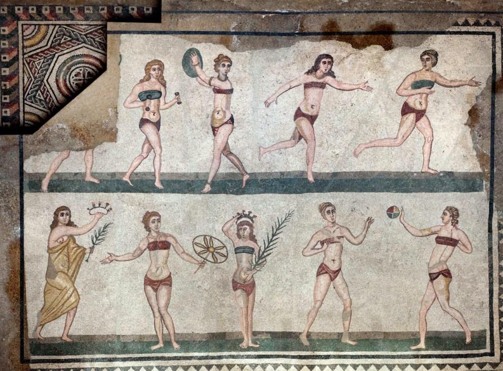 """Villa romana del Casale"""" aperta anche di notte: nuovi orari per il sito  UNESCO – LiveUnict"""