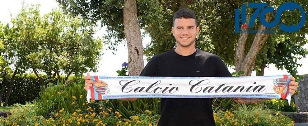 Alessandro Gatto Calcio Catania