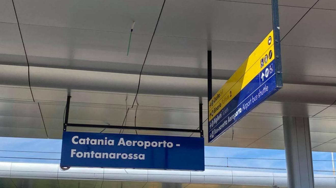 Catania Aeroporto - Fontanarossa