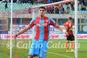 Emanuele Pecorino Calcio Catania