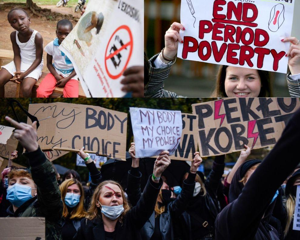 proteste donne nel 2020