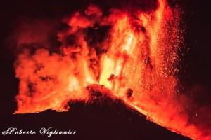 etna eruzione 22 febbraio