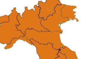 italia zona arancione