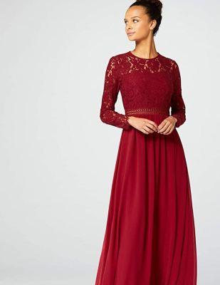 vestito rosso laurea