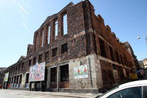 catania edifici abbandonati
