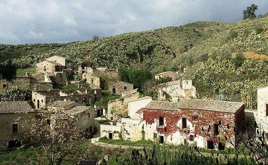 borghi abbandonati sicilia