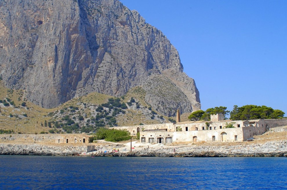 Tonnare Sicilia: Tonnara di San Vito lo Capo