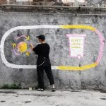 Lotta clima- Cambiamento climatico- Arte-Murales