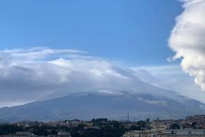 prima neve Etna