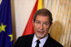 Nello Musumeci sicilia presidente