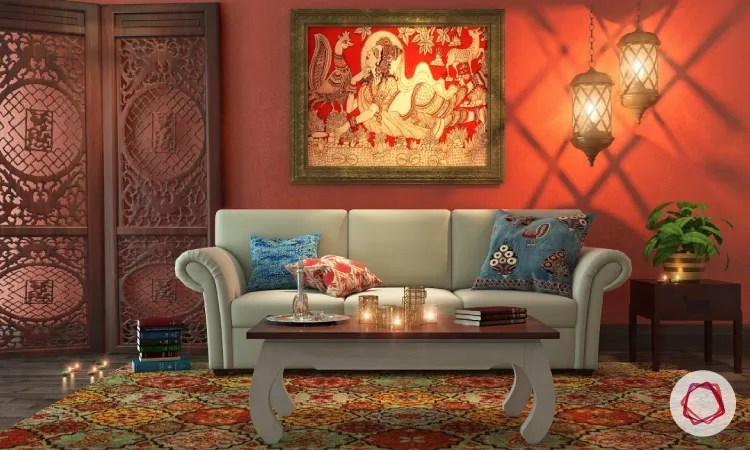 traditional indian living room designs ideas decorating corner 8 essential elements of interior design paintings are an important element style interiors