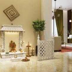 Small Indian Living Room Interior Designs Grey Brown Carpet 6 Pooja Vastu Tips For A Happy Home