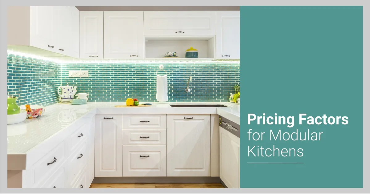 modular kitchen island with granite top and seating 5 factors that determine price what affects your