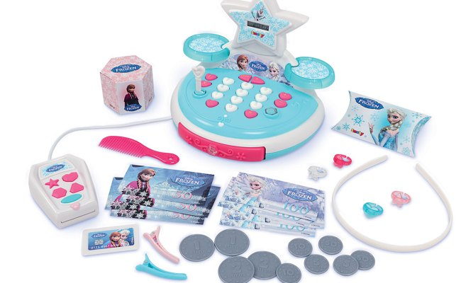 Smoby Disney Frozen Kassa Online Kopen Lobbes Speelgoed