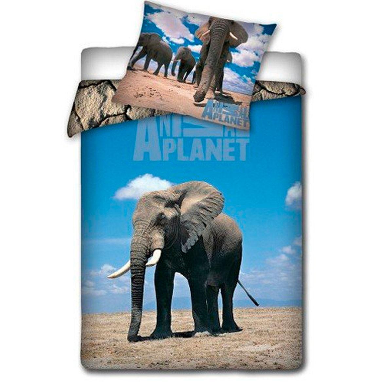 Dekbedovertrek Animal Planet Olifant online kopen  Lobbesnl