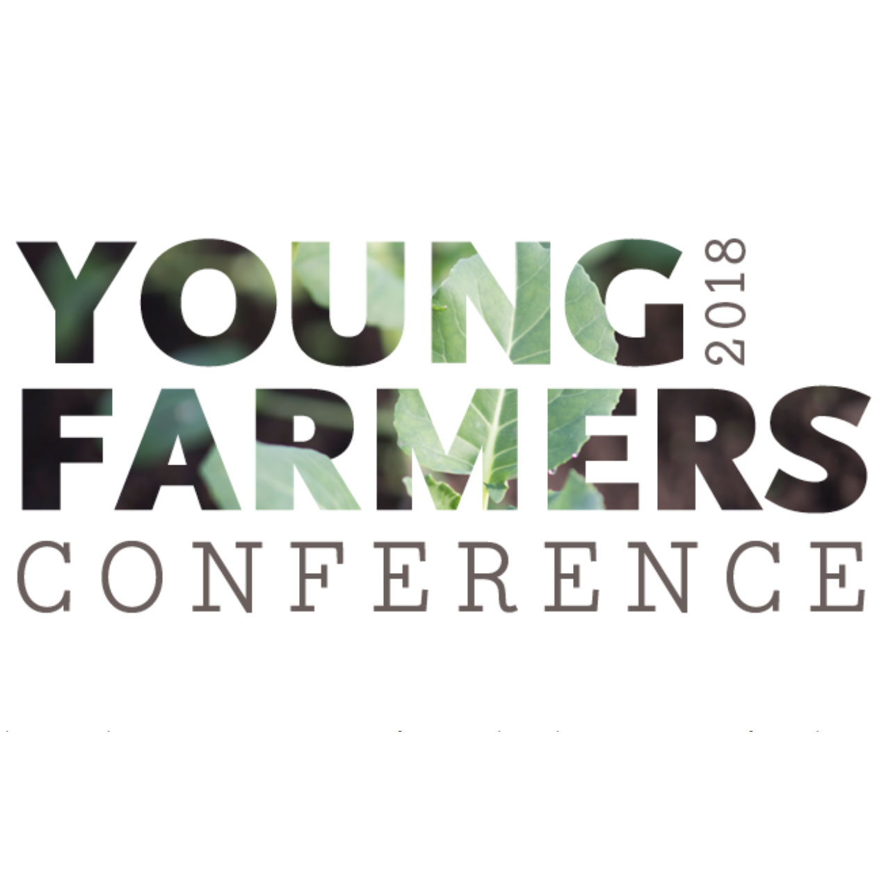 2018 young farmers conference