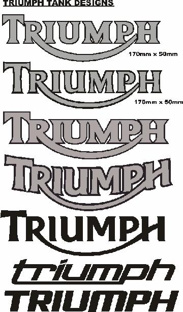 Triumph daytona 675R sticker decals kits, Johannesburg